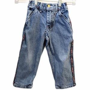 2/$20 Vintage Oshkosh boys jeans sz 3